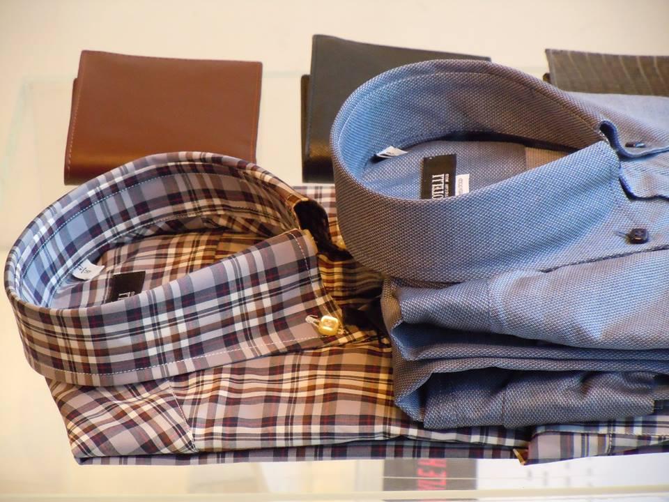 Camicie in cotone